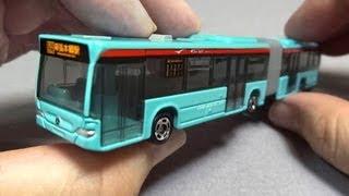 ロングトミカ No.134 メルセデスベンツ シターロ 京成 連節バス