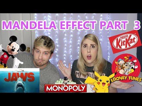 MANDELA EFFECT EXAMPLES | PART 3