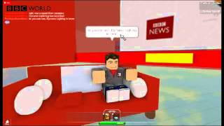 BBC News ROBLOX 1ST EPISODE: New Shadows on roblox!!!!!!!!!!!!