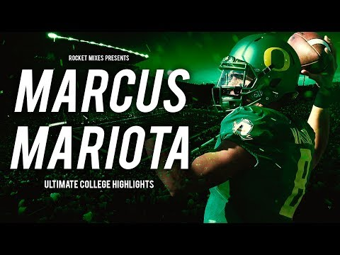 Marcus Mariota - Ultimate College Highlights