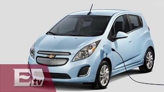 General Motors lanzará en México su primer vehículo eléctrico/ Darío Celis