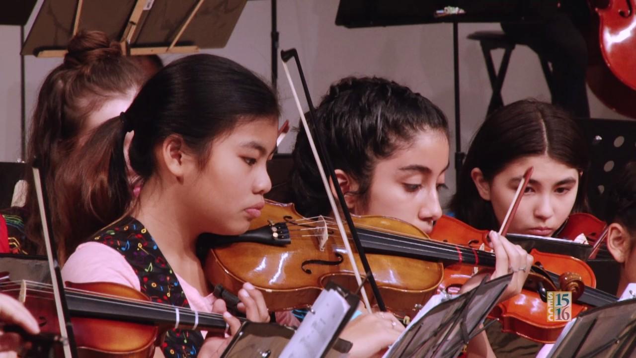 Robla & CSUS: String Project Concert 2017