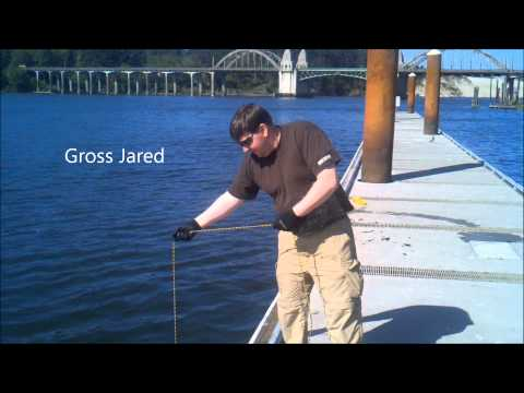Crabbing In Florence Oregon With BevansLaw And El Speedo