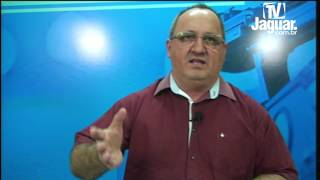 Erivando Lima de volta a Tv Jaguar com reportagem de Russas