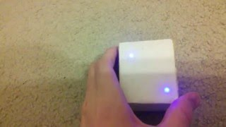 LED 3D Electronic Dice