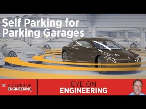 SAE Eye on Engineering: Self Parking for Parking Garages