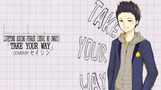 【セイシン】Take Your Way (Devil Survivor 2 The Animation)【歌ってみた】