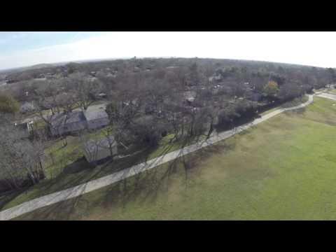 First drone flight-Aerosky x350