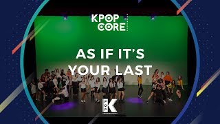 BLACKPINK - AS IF IT'S YOUR LAST PERFORMANCE + ENDING // HORIZON