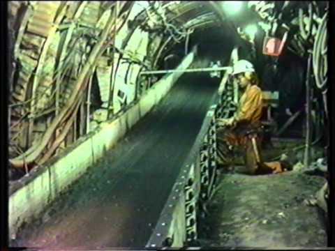 Coal mining Manton Colliery.mpg
