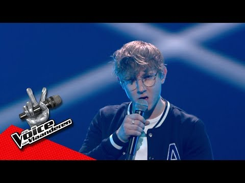 Louis covert mix van Adele en Kendrick Lamar | Liveshows | The Voice van Vlaanderen | VTM