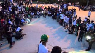 Zero Cold War Tour 2013: Wilson Skatepark Chicago, IL