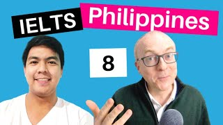 IELTS Speaking Band 8 Philippines: with Subtitles and Feedback