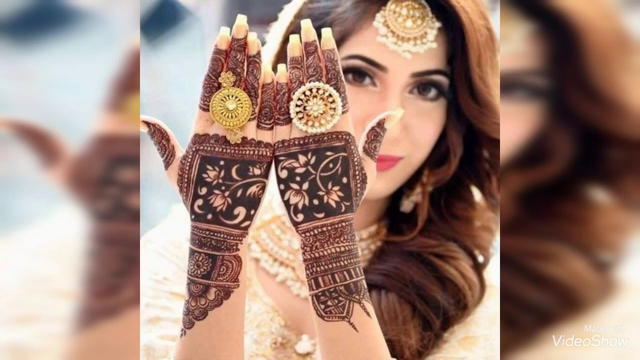 Mehndi Photo Shoot Poses