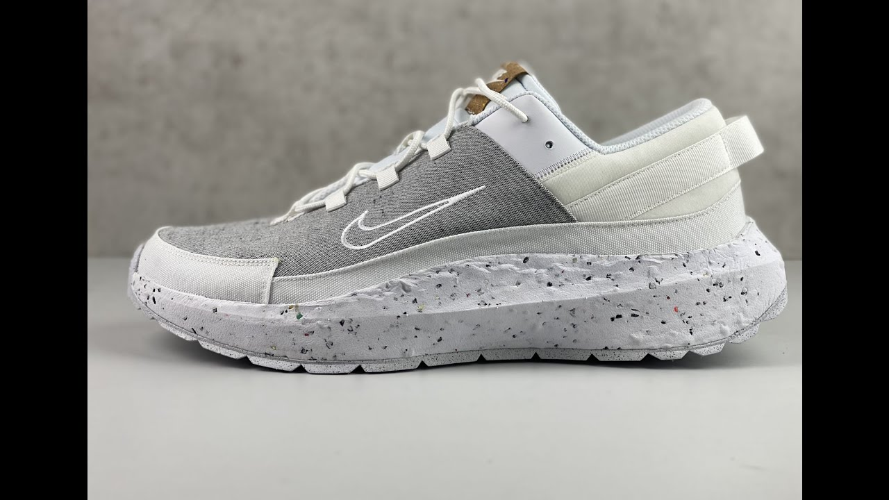 Price-entry sneaker NIKE CRATER REMIXA 'wht/ photon dust'   UNBOXING & ON FEET   fashion shoes