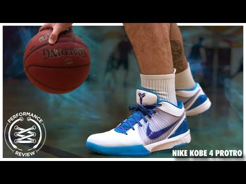 Nike Kobe 4 Protro Performance Review