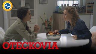 OTECKOVIA - Nina si musí vážne pohovoriť s Petrou