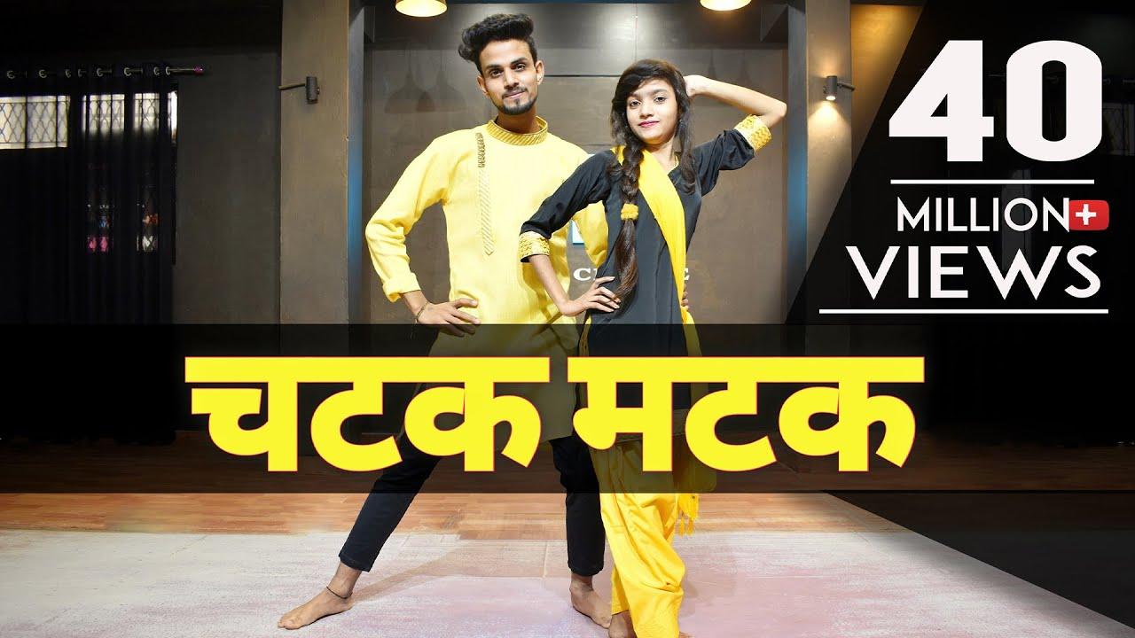 Chatak Matak Dance Video With Tutorial | Renuka Panwar | Bollywood Dance Choreography