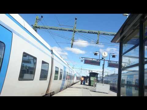 Sweden, a short walk @ Märsta Station | Sony Xperia Z5