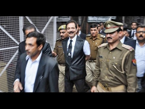 Supreme Court denies Subrata Roy's Plea for House Arrest