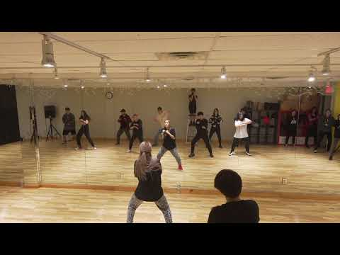 Thinking About You   Hardwell ft. Jay Sean (Hip Hop Dance Classes by I LOVE DANCE)