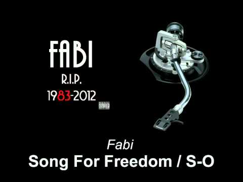 Fabi - Song For Freedom / Salty-Obrigado
