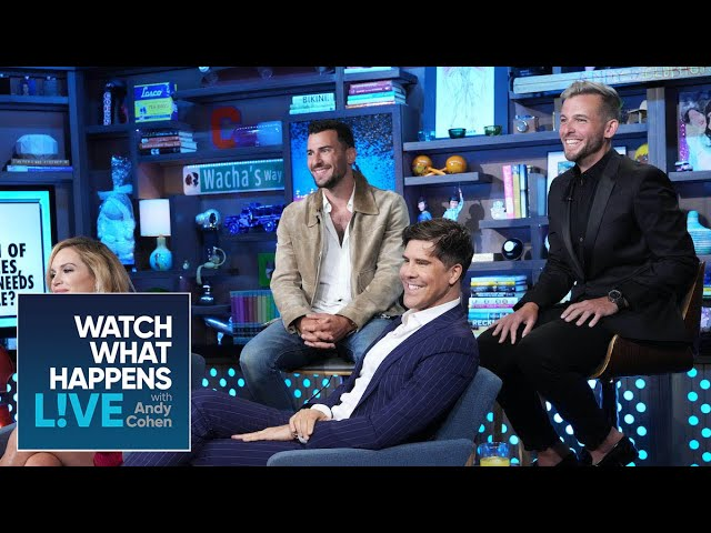 Andy Cohen's Shady Questions for the MDLNY Cast | WWHL