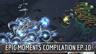 Download lagu StarCraft 2 Epic moments compilation Ep 10 MP3