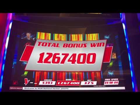 Massive Huge Win Jackpot Handpay Mega Vault Sl