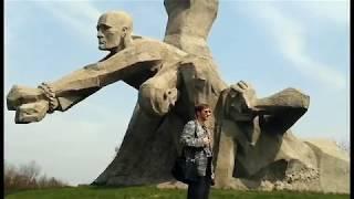 Змиёвская балка. Виталий Ф. Памятник Холокоста. Ростов-на-Дону.