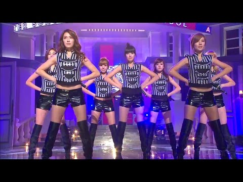 【TVPP】After School  BANG!, 애프터스쿨  뱅! @ Christmas Special, Show Music Core