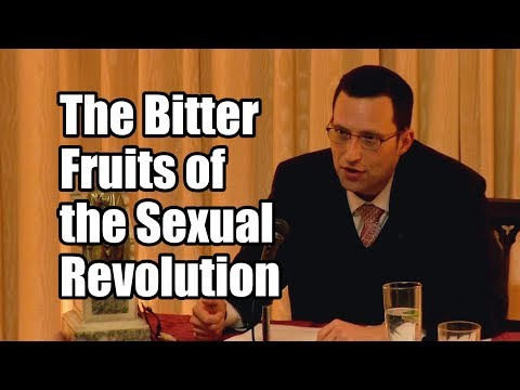 The Bitter Fruits of the Sexual Revolution by Prof. Stéphane Mercier, PhD