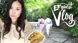 """""""Why I love Tokyo"""" by Sarah from Switzerland/Japan – EF Guest Vlog"""
