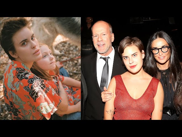 Demi Moore and Bruce Willis' Heartbreaking Announcement about Daughter Tallulah- Must Be Devastated!