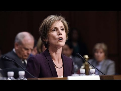 Former Acting US Attorney General: I warned Trump team about Russian ties