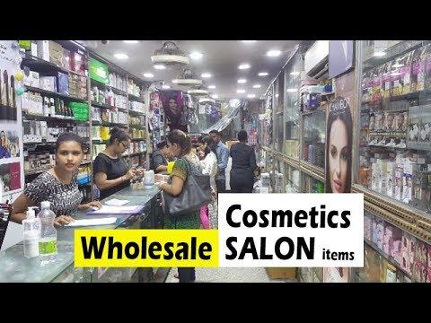 Wholesale Cosmetics & Salon