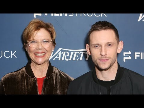 Annette Bening and Jamie Bell on 'Film Stars Don't Die In Liverpool'