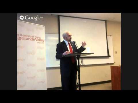 UT-RGV President Guy Bailey on new tuition plan