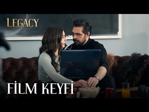 Yaman ve Seher'in Romantik Film Keyfi | Legacy 171. Bölüm (English & Spanish subs)