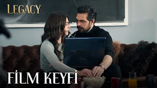 Yaman ve Seher'in Romantik Film Keyfi | Legacy 171. Bölüm (English & Spanish subs)