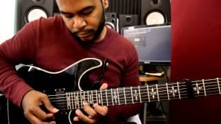 Tigran Hamasyan guitar cover