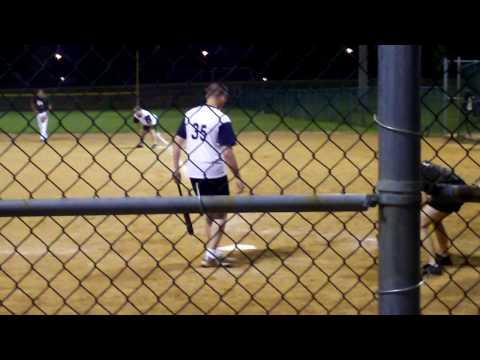Jamie Atkinson Softball Game Batterup1 051509