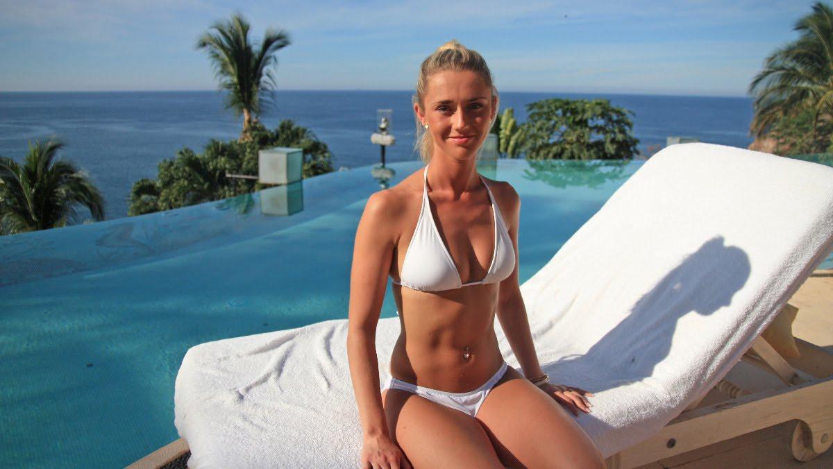 ida fladen naken paradise hotel  norge