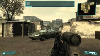 Ghost Recon Advanced Warfighter [2006] [PC Gameplay] [10-27-15]
