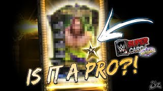 WRESTLEMANIA 34 FUSION! IS IT A PRO?!   WWE SuperCard S4