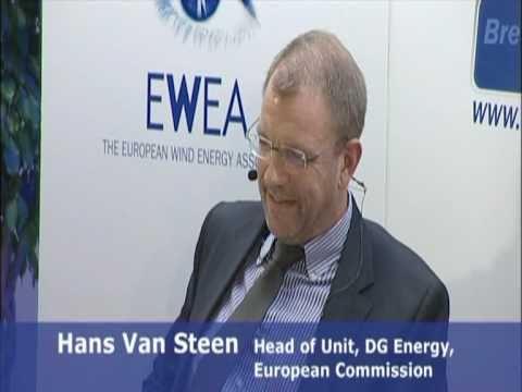 Hans van Steen, Head of Unit, DG Energy, EU Commission