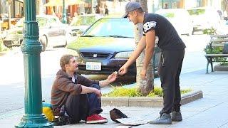 Rich VS Poor Honesty Social Experiment