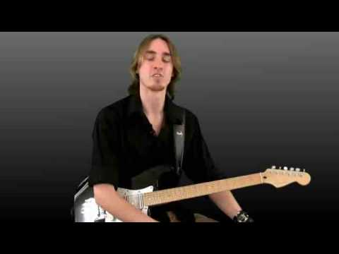 learn how to play the electric guitar lessons songs for beginners courses part 1 youtube. Black Bedroom Furniture Sets. Home Design Ideas