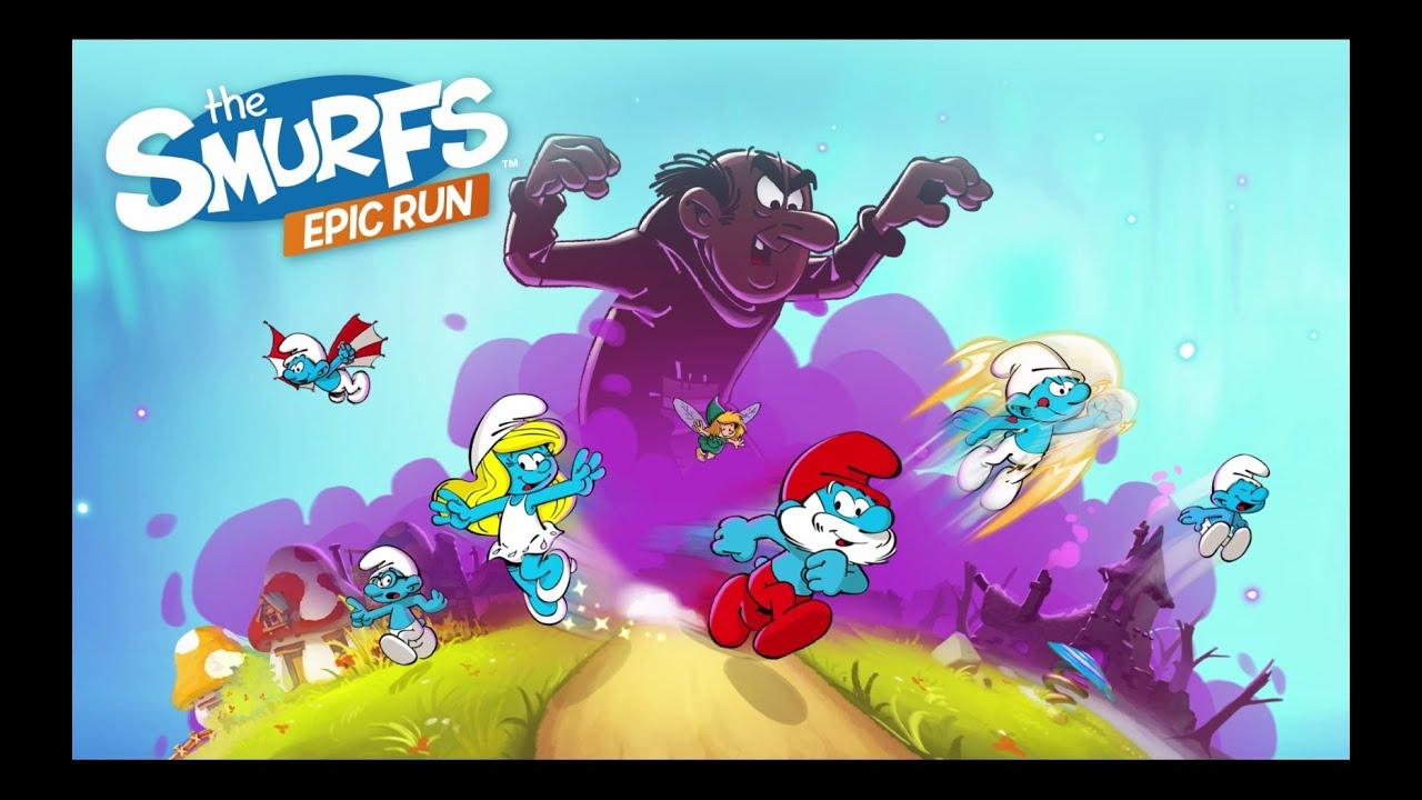 Smurfs Epic Run -- Launch Trailer - YouTube