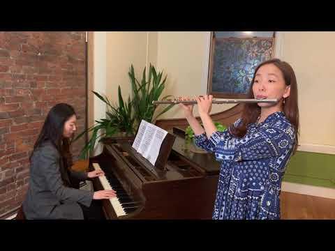 Samambaia (Cesar C.Mariano) Performed By Flutist Hanna Kim And Pianist EJ Hwang